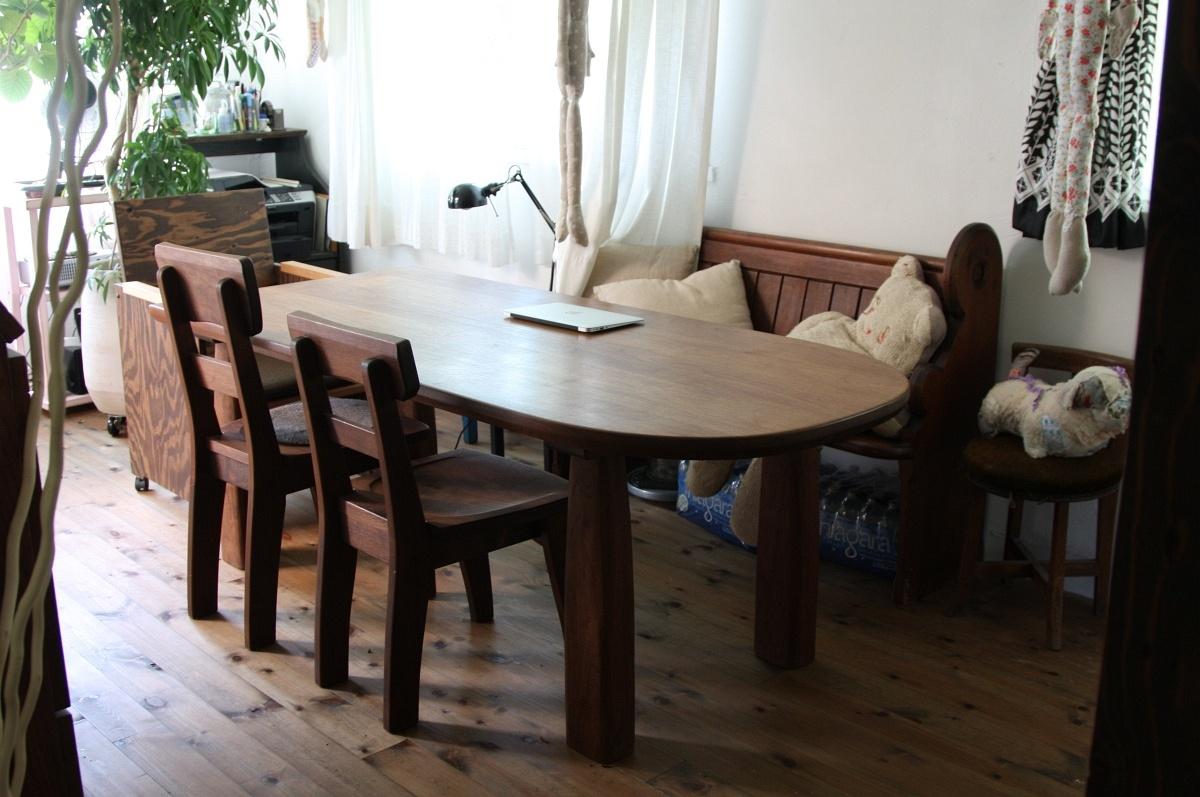 カスタマイズテーブルのイメージ