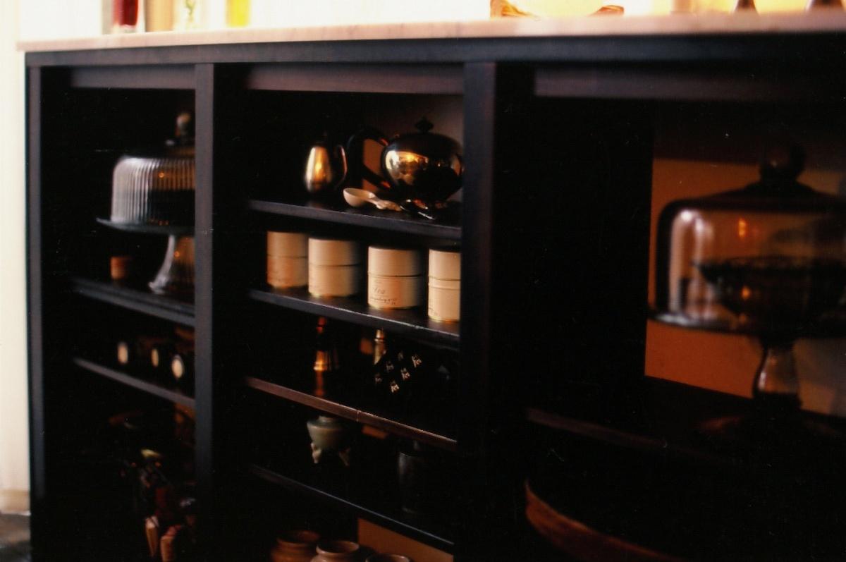 ワイン収納のイメージ