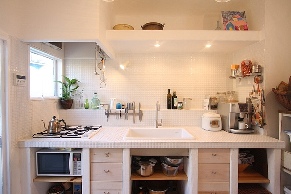 キッチンのカスタマイズイメージ